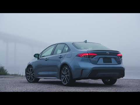 2020 Toyota Corolla XSE Introducing: All-New Corolla XSE Sedan Experience