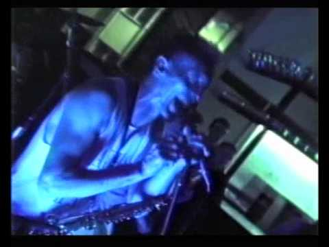 SWINGING LAURELS - SWING THE CAT LIVE AT HAYMARKET THEATRE 1987
