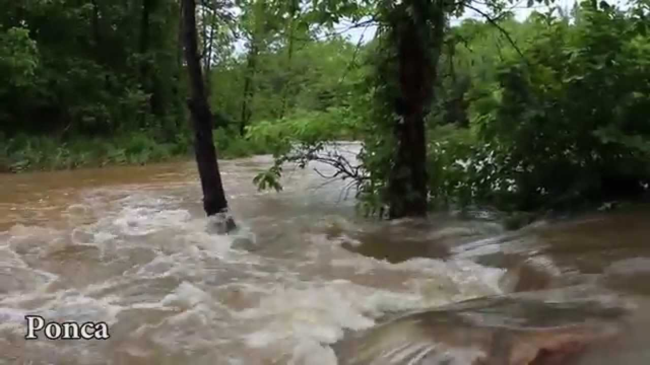 Flooded Buffalo River 5 10 2015 Youtube
