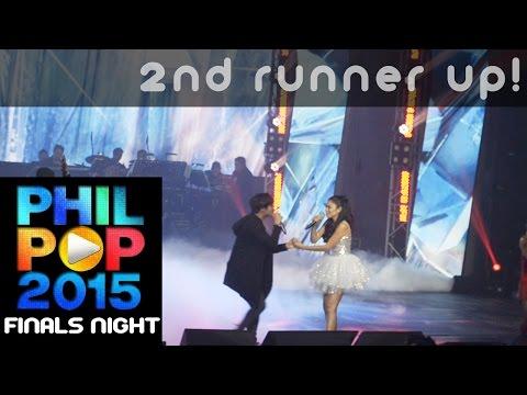 Sa Ibang Mundo (PhilPop Finals Night) — Nadine Lustre and Kean Cipriano