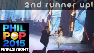 Sa Ibang Mundo (PhilPop Finals Night) — Nadine Lustre and Kean Cipriano