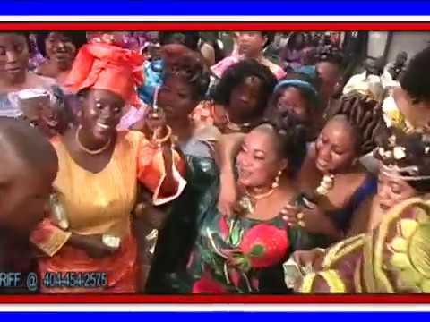 Tiranke Sidibe live performance at felmausa convention 2012- Guinea, Liberia, Ivory Coast, Mali