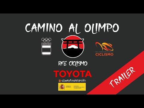 Trailer Camino al Olimpo Real Federación Española de Ciclismo