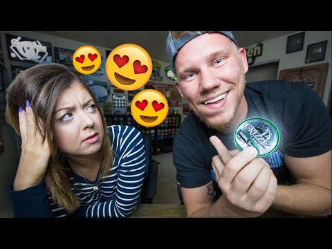 Convincing your GIRLFRIEND to let you DIP!!