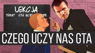 Czego uczy nas GTA? [tvgry.pl]