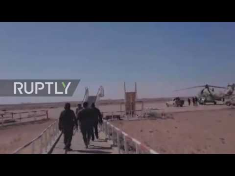 Libya: Benghazi Defense Brigades capture Ras Lanuf Airport