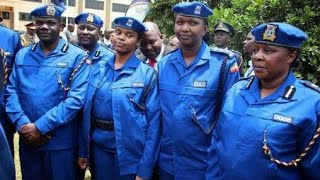 Shocking as KENYA POLICE  UNIFORM CHANGED  THAT LEFT MANY  KENYANS IN SUSPENCE..(MUST WATCH)