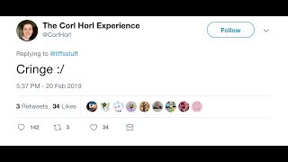 roblox youtuber corlhorl being a hypocrite for (almost) 3 minutes straight (lol)