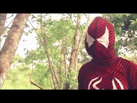 【吐嚎】爆渣5分钱特效非洲女蜘蛛侠,多1分钱都算诈骗