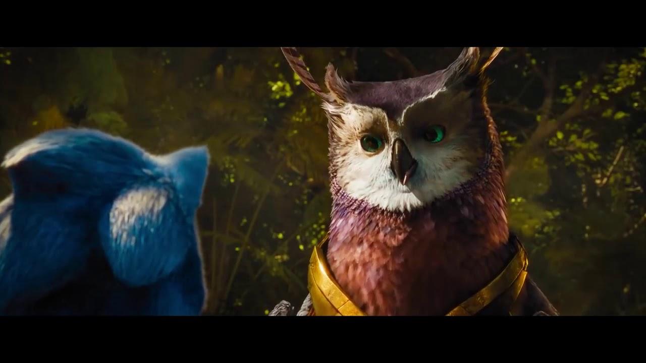 Детство Соника - Соник в кино, 2020 - отрывок из фильма ...
