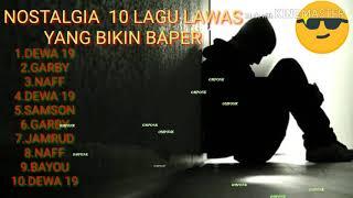 Top Hits -  Nostalgia 10 Lagu Lawas