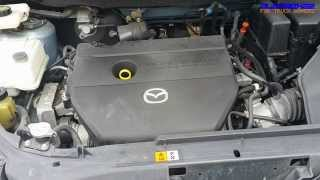 Mazda MZR LF-VE 2.0 Engine View