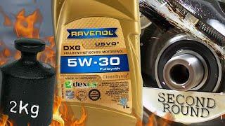 Ravenol DXG 5W30 Jak skuteczni…