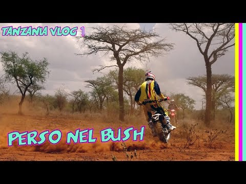 MI SONO PERSO NEL BUSH I Tanzania Vlog 1