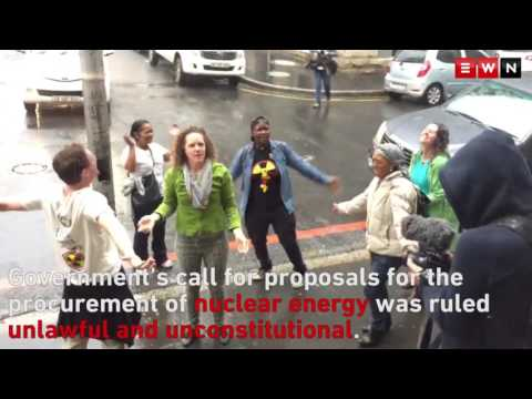 SA Nuclear deal unlawful and unconstitutional