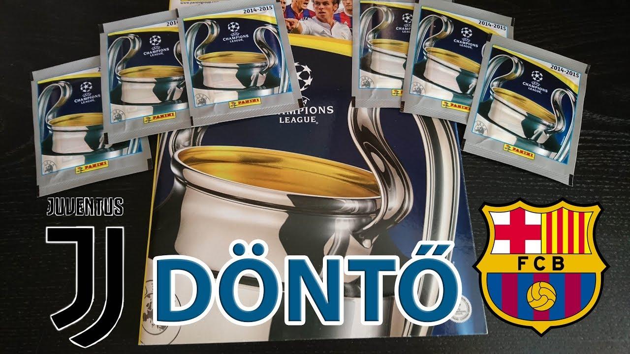 Bajnokok Ligája 14/15 Döntő Mérkőzés 3. Rész | Juventus ...