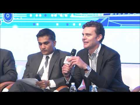 Panel Discussion on New Sectors on the Rise – Warehousing, Logistics, Education at REIIS 2017