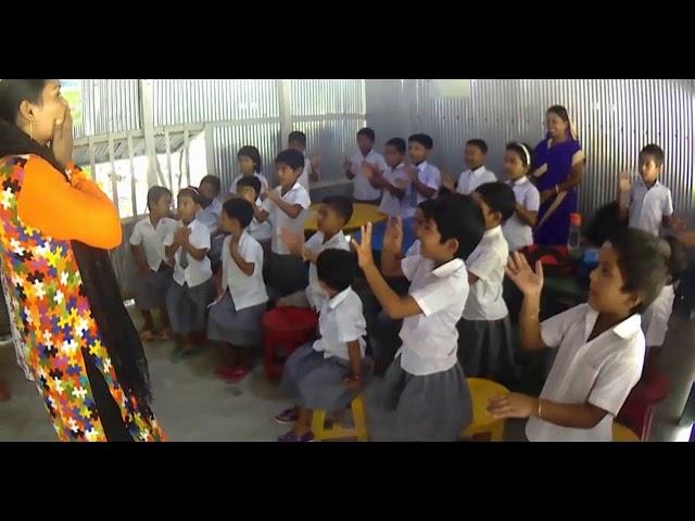 GMFC CHILDREN SCHOOL BANGLADESH CHRISTIAN