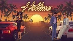 Hotline by NetEnt & SUPER MEGA WIN