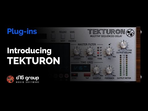 D16 Tekturon Delay - Introduction & Overview