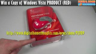 [ENDED] CONTEST: Win a Copy of Windows Vista Ultimate (PRODUCT) RED [HD]