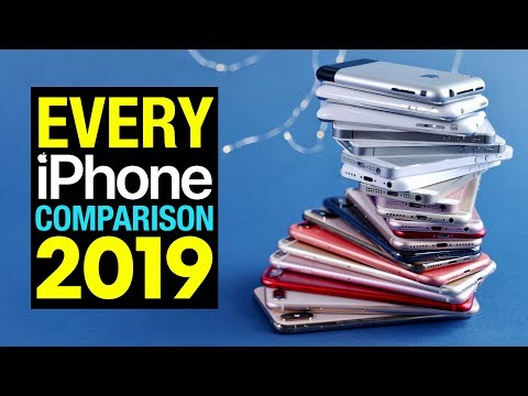 Every iPhone Comparison 2019!