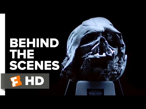 Star Wars: The Force Awakens Behind the Scenes - Crafting the Props (2016) - Adam Driver Movie HD
