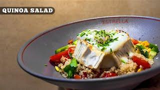 Quinoa Salad | How it's made | Pixel Productions