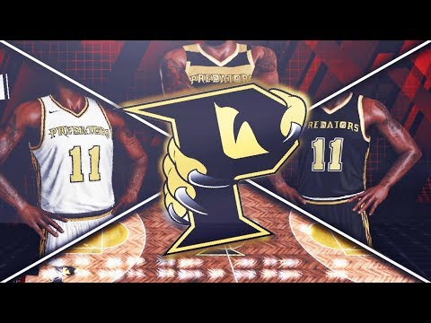 0ad2a3488ab NBA 2K18 - How to Download My Jerseys/Arenas for College Roster 2K18 ...