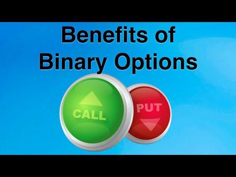 Benefits of Binary Options