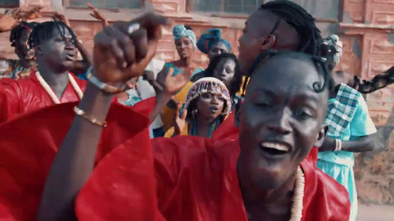 Download Nobles Gambia-Bukanom(Official Video)Afroculture2020.
