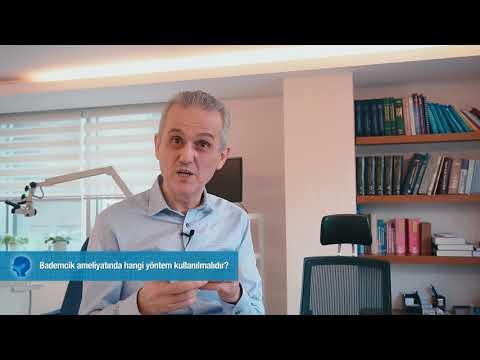 Bademcik ameliyatında hangi yöntem kullanılmalıdır? | Prof. Dr. Erol EGELİ