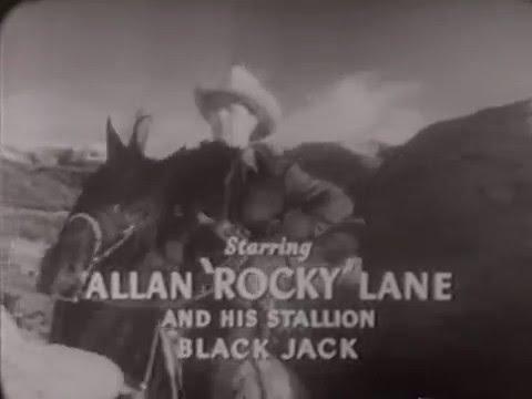 Marshal of Cedar Rock 1953 Allan (Rocky) Lane