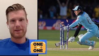Jimmy Neesham: 'Will think about those 20 centimetres for next 50 years' | One on one