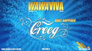 Erwin Creeg - What Happened (WAVA 789-009)
