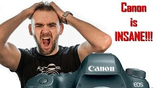 I am starting to hate Canon - 4000D rumours