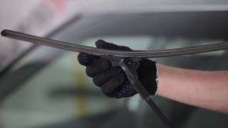 front and rear Wiper Blades fitting VW PASSAT Variant (3B5): free video