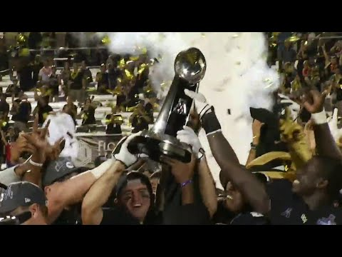 UCF to face LSU in Fiesta Bowl