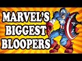 Top 10 Marvel Comic Book Bloopers ? TopTenzNet