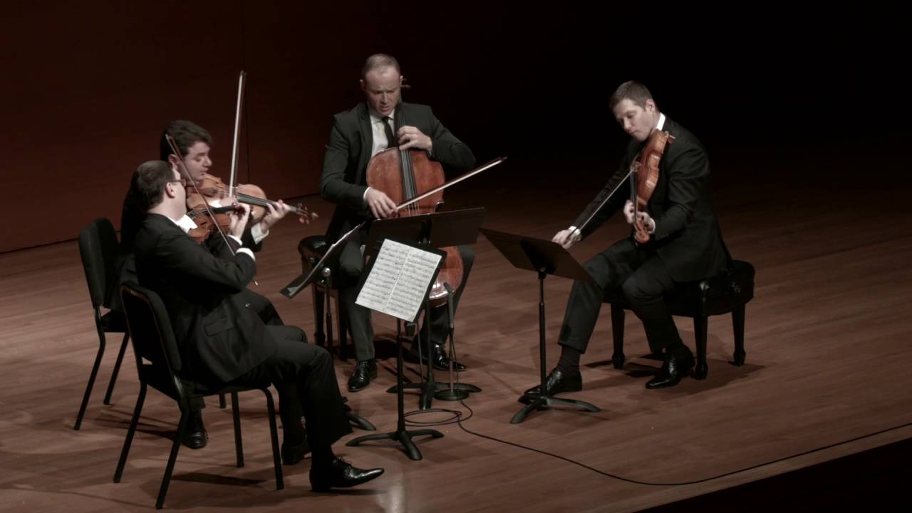 Beethoven Quartet in G major, Op. 18, No. 2, I.  Allegro