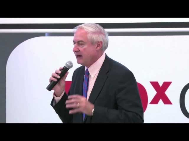 The professional mind in times of uncertainty: Paris de l'Etraz, PhD at TEDxGranVia Live