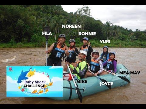 Baby Shark Challenge (Travelling Mindanao region)
