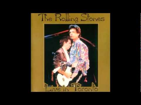 The Rolling Stones -  One Hit (To The Body) (Live from Toronto 1989)
