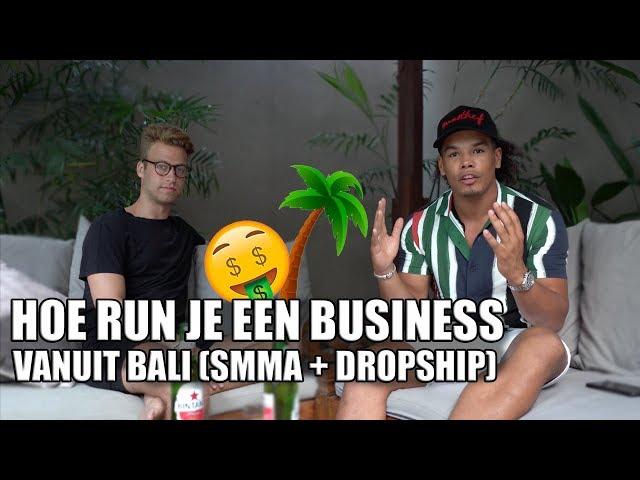 DP #26 -  Online Ondernemen op Bali met Jarno Paul (SMMA) en Joshua Kaats (Dropshipping)