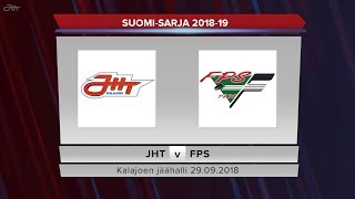 JHT - FPS 29.09.2018 maalikooste