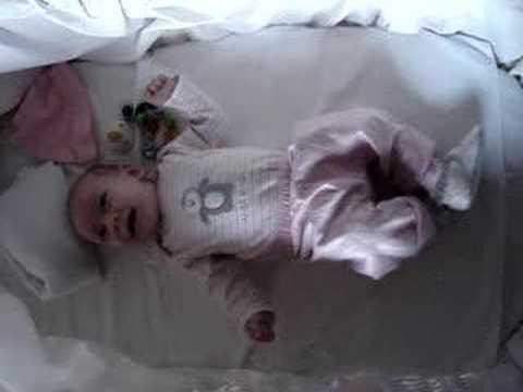Baby Lilja in Iceland