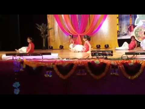 Lokesh dance performance in vaaradhi for ugadhi 2016