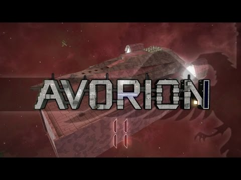 Avorion #11 INTO THE CENTRE, OGONITE AND AVORION - Gameplay / Let's Play