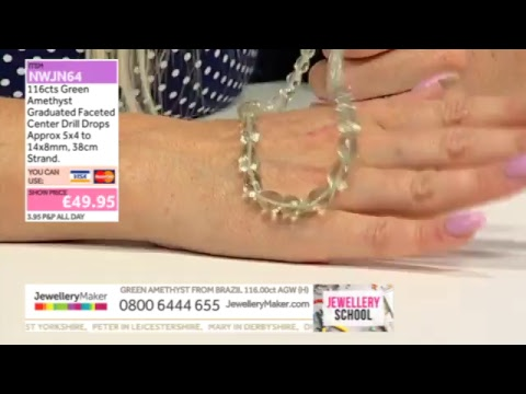 JewelleryMaker LIVE 19/7/18 8AM - 1PM