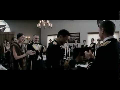 Dinner Party Scene From The 2006 Film Letters Iwo Jima Directed